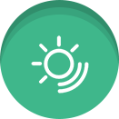 Uniform Light Intensity icon